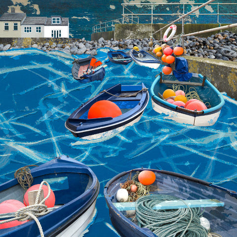 NEW Seascape 56 by Claire Gill (Limited Edition Print)
