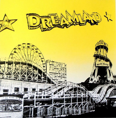 Dreamland Nostalgia 1 by Ruth McDonald (Limited Edition Print)