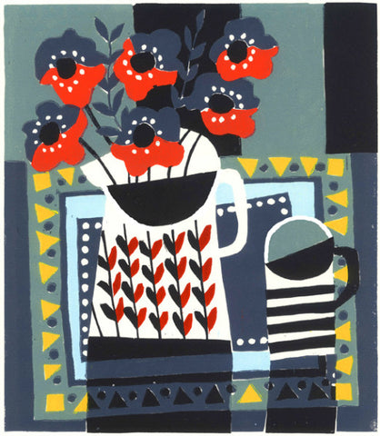 Striped Mug by Graham Evernden (Limited Edition Print)