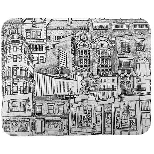 Lombard Street Gallery Jenny Duff Margate Tablemat