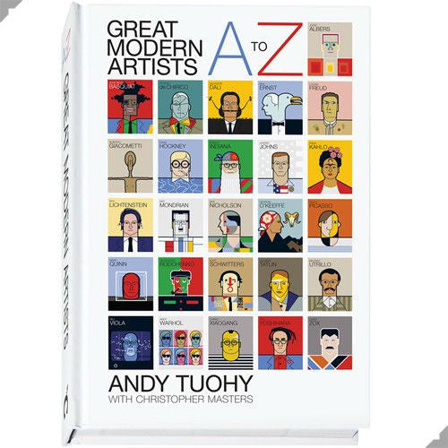 Lombard Street Gallery Margate Andy Tuohy A to Z Modern Artists Book