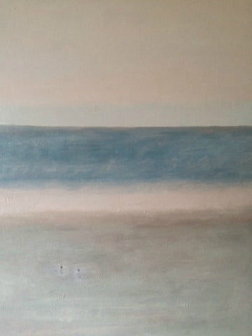 Twilight Tide Out by Nick Kelly (Acrylic on Canvas)