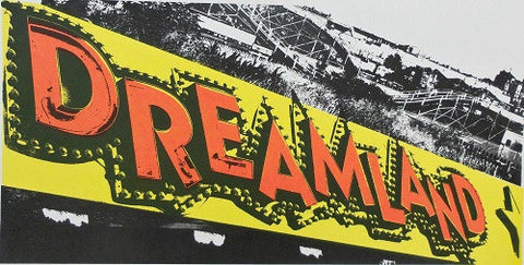 Dreamland Margate 2 by Ruth McDonald (Limited Edition Print)