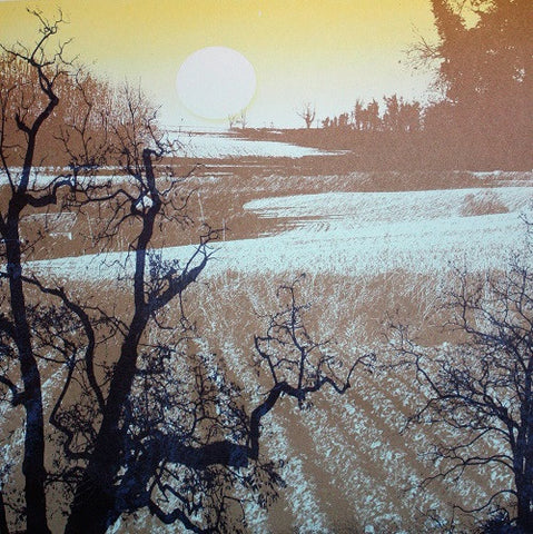 Sunrise Furrows by Ruth McDonald (Limited Edition Print)