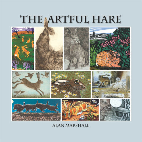 Lombard Street Gallery Margate book The Artful Hare by Alan Marshall