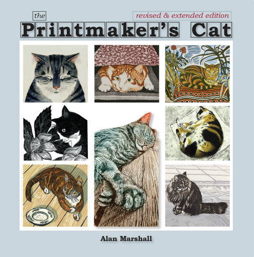 Lombard Street Gallery Margate book The Printmaker's Cat by Alan Marshall