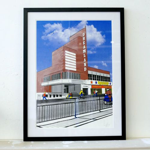 Dreamland by Gerry Buxton (Limited Edition Print)