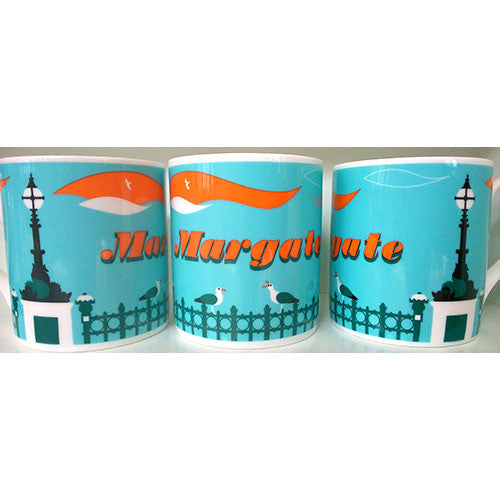 Lombard Street Gallery Andy Tuohy Margate Mug
