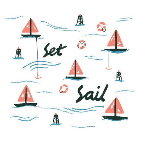 Set Sail by Alex Foster (Limited Edition Print)