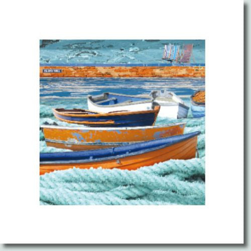 Lombard Street Gallery Margate Claire Gill Seascape 12 Limited edition giclee print