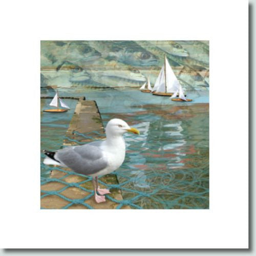 Lombard Street Gallery Margate Claire Gill Seascape 16 Limited edition giclee print