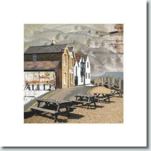 Lombard Street Gallery Margate Claire Gill Seascape 1 Limited Edition Giclee Print