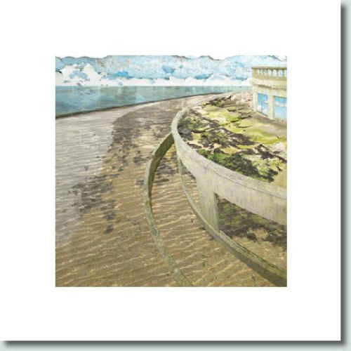 Lombard Street Gallery Margate Claire Gill Seascape 30 Limited Edition Giclee Print