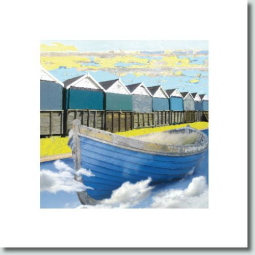 Lombard Street Gallery Margate Claire Gill Seascape 3 Limited edition giclee print