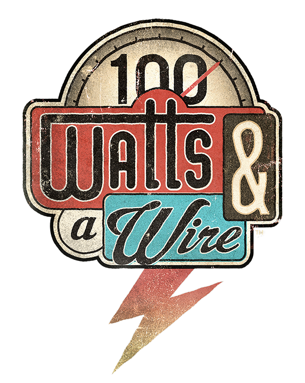 100 Watts And A Wire Episode 155 - BridgeCom Interview.