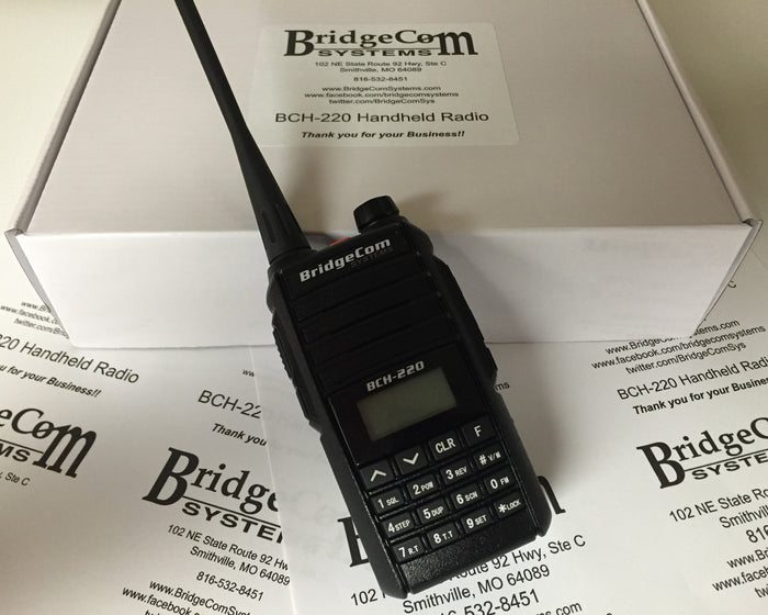 Unboxing the BCH-220 by Ham Radio 2.0