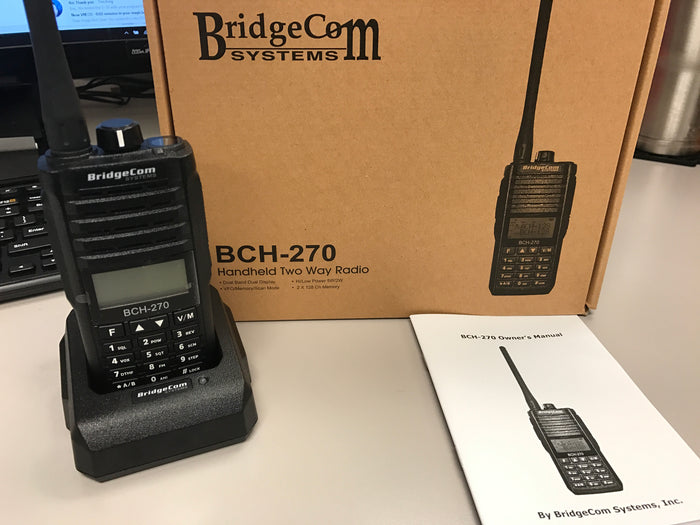 Ham Radio 2.0 Checks Out the BCH-270