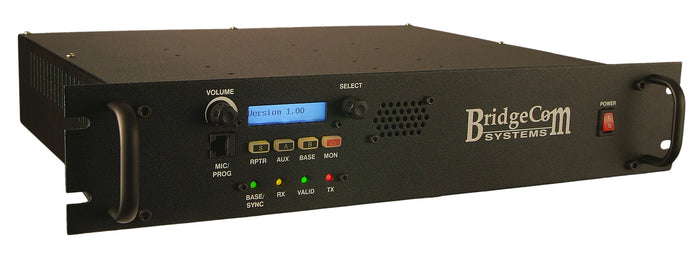 BCR-220 repeater Very Impressed