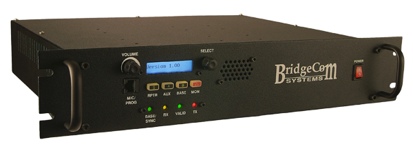 Wiley Bros Ham-Com Interview: BridgeCom Repeater