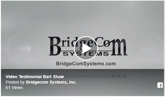 Video Testimonial: Bart Jones
