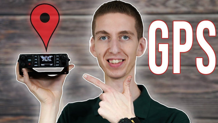 How to Use GPS on AnyTone Digital DMR Radios
