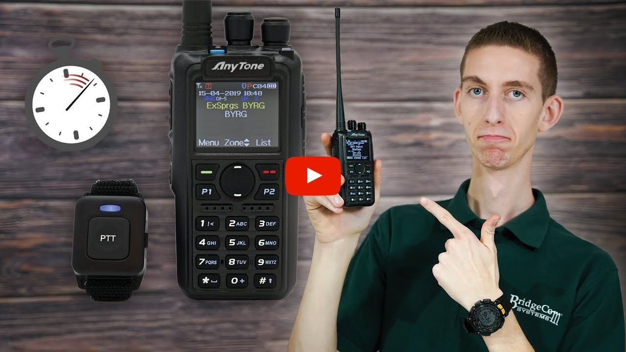 How to Make a DMR QSO in Only 5 Minutes