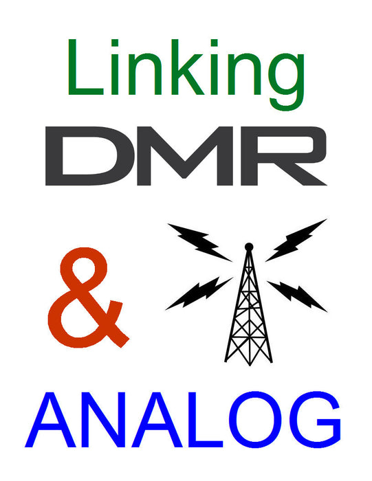 Analog and DMR Talk Together