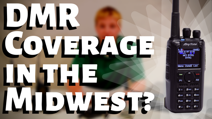Is There DMR Coverage in the Midwest?(Answered)