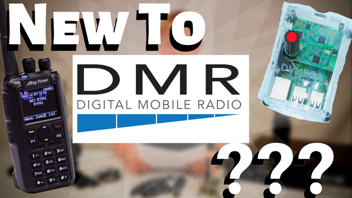 How to Get Into DMR Radio if You are New to Ham Radio