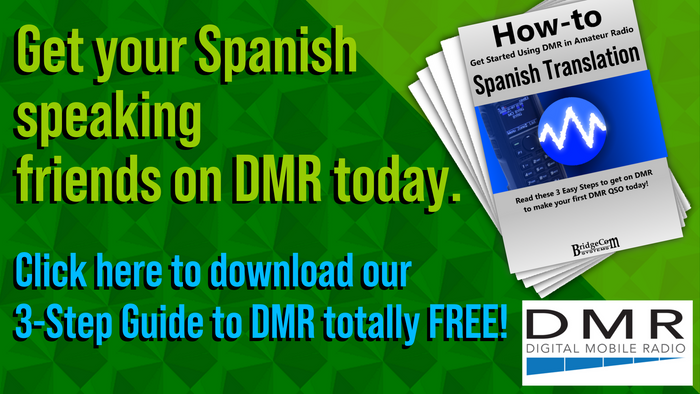 Spanish 3-Step DMR Guide