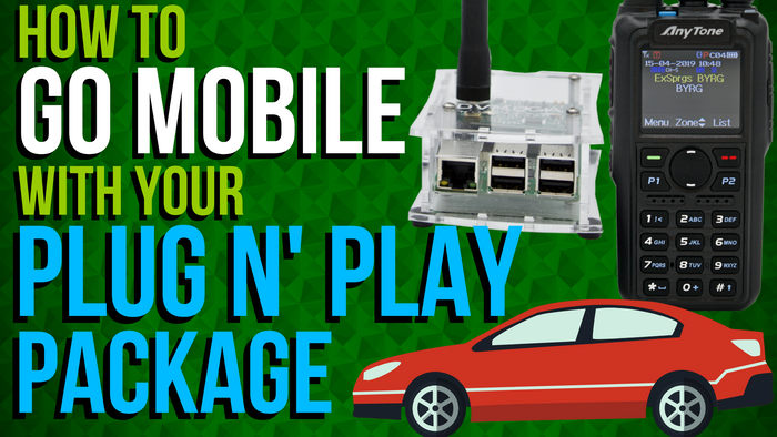 How to Go Mobile with your Plug N Play Package