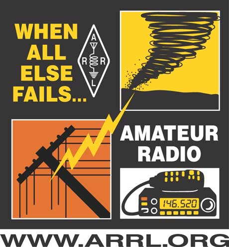 Amateur radio operators. Emergency communications
