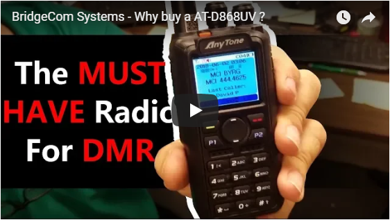 BridgeCom Systems - Why buy a AT-D868UV?