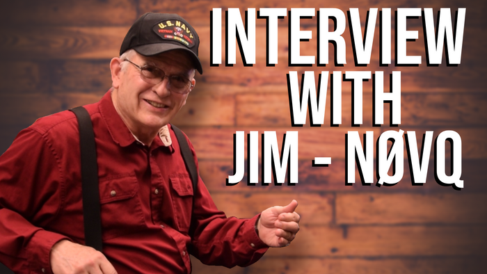 Interview with Jim-NØVQ