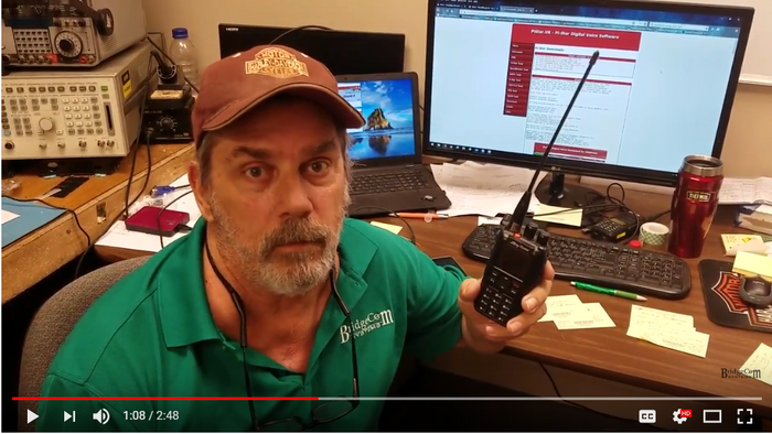 The Best DMR Handheld Radio On The Market Today?