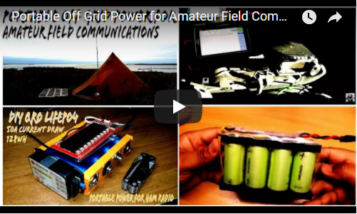 How to Power your off grid or mobile communication system.