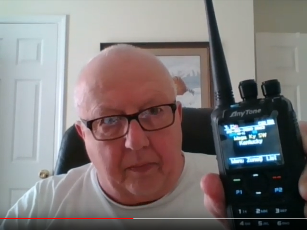 Walter - K4APO - DMR Plug and Play Package Video Testimonial