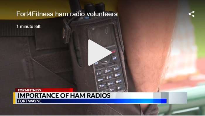 The importance of HAM radio in everyday life.