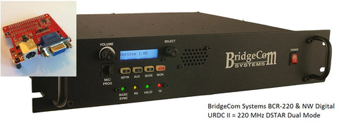 BCR-220 NW Digital D-STAR Repeater