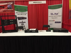BridgeCom Systems Ham-Com 2015 Booth