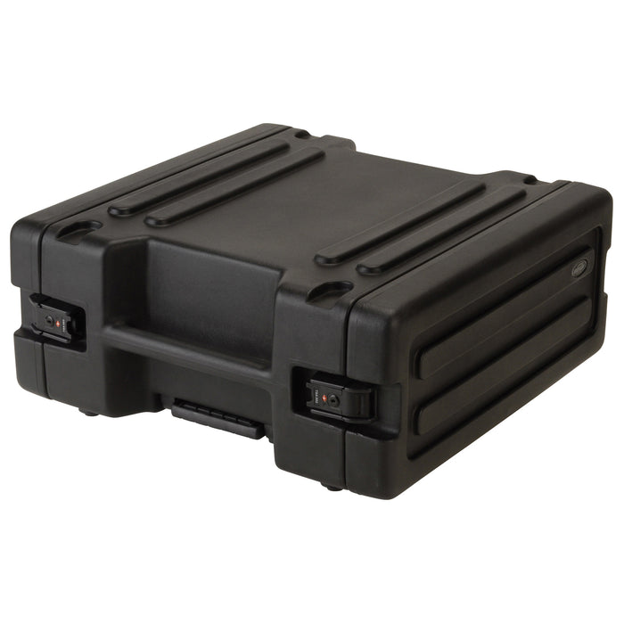 BridgeCom Systems Roto-Mold Rolling Rack Case