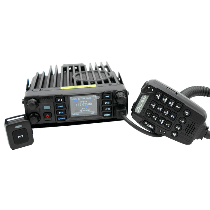 AnyTone AT-D578UVIIIPRO Tri-Band Amateur DMR Mobile Radio