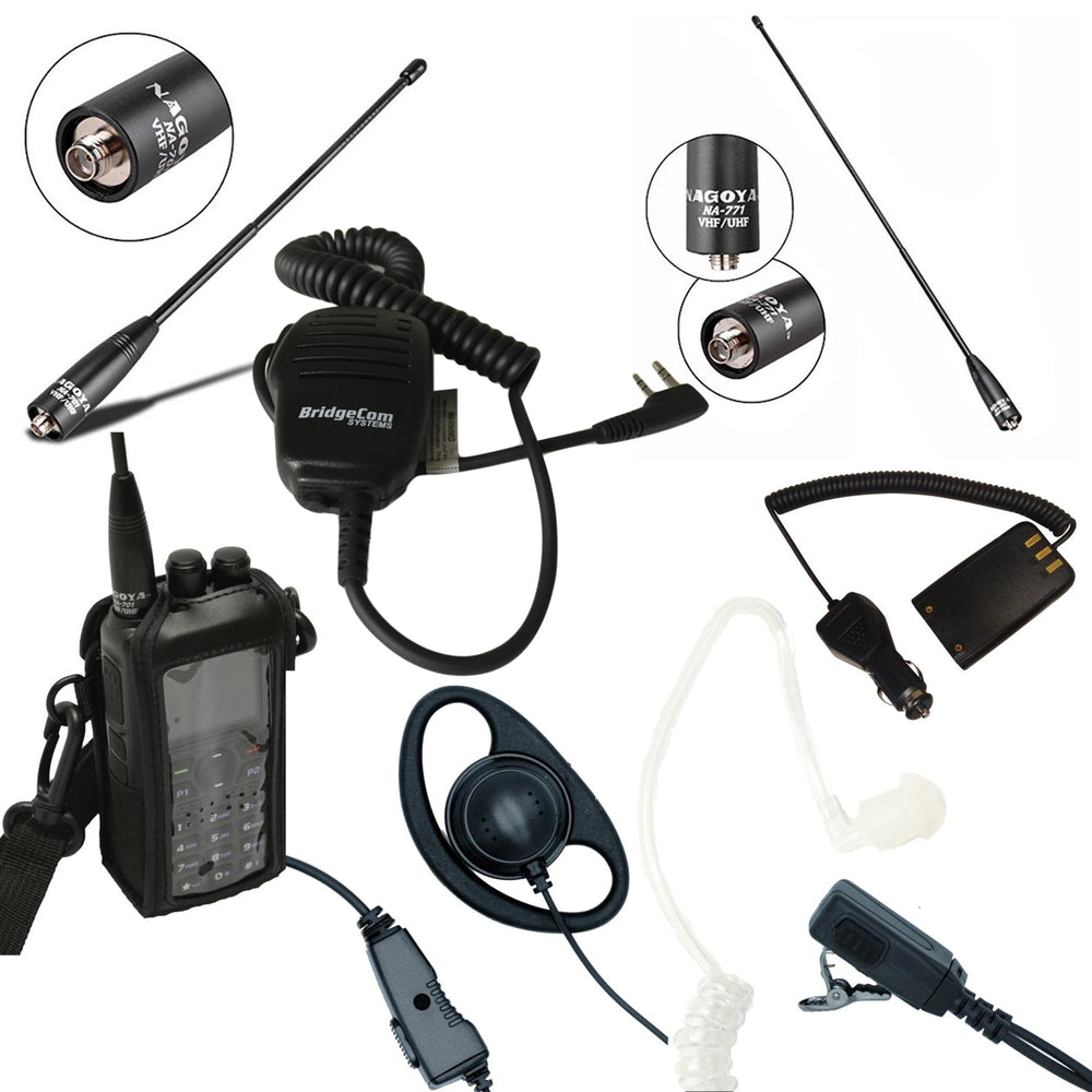 Amateur Radio YouTuber Accessory Bundle