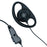 BridgeCom Systems BridgeCom BCE-100 D-Ring Style Earpiece With Mic