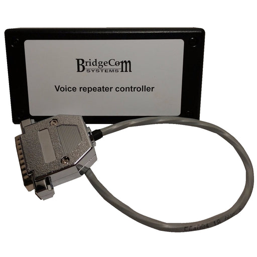 BridgeCom Systems BridgeCom ID-O-MATIC IV Repeater Controller & Voice IDer