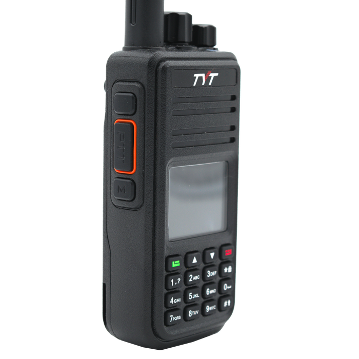 BridgeCom Systems TYT MD-UV380 Dual Band W/GPS