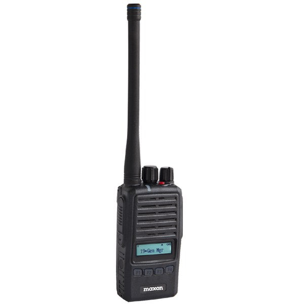 BridgeCom Systems Maxon TP-8000 Series Handheld Radio