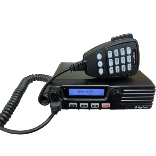 BridgeCom Systems BCM-220 1.25m Mobile Radio