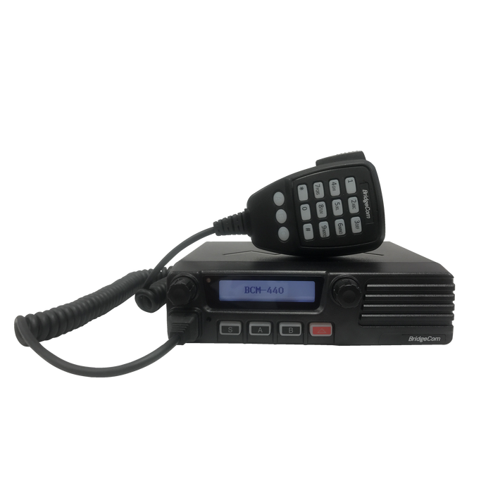 BridgeCom Systems BCM-440 70cm Mobile Radio