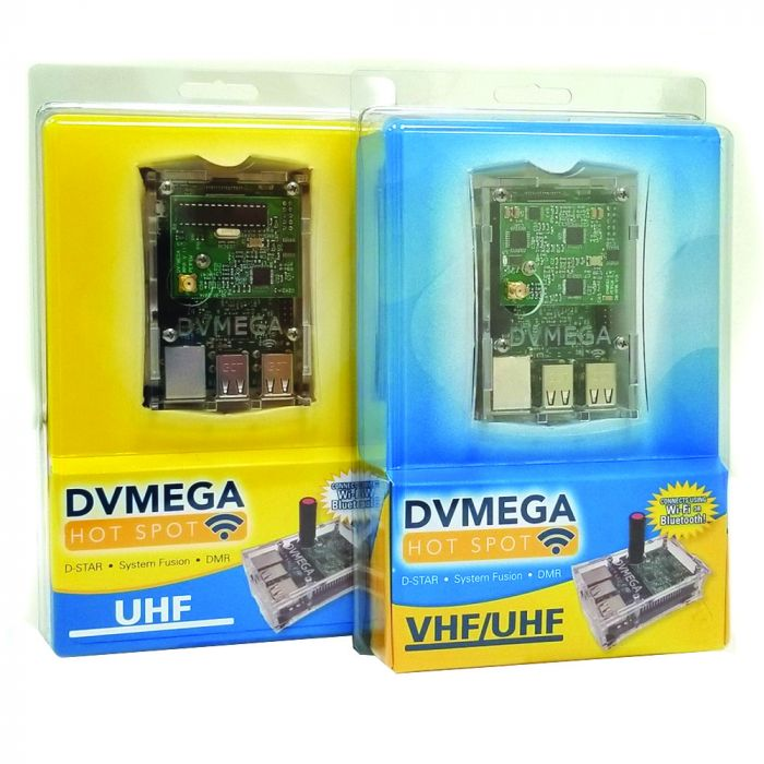 BridgeCom Systems UHF DVMega/Pi3 Single band Kit Assembled